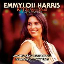 Emmylou Harris: Amazing Grace, Coffee House Evanston, IL 15 May 1975 (180g), LP