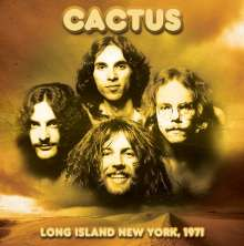 Cactus: Long Island New York 1971 (180g) (Limited-Edition) (Green Vinyl), LP