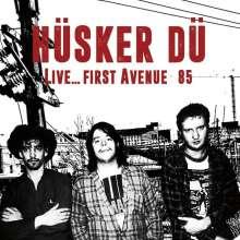 Hüsker Dü: Live... First Avenue 85 (remastered) (180g) (Limited-Edition) (White Vinyl), LP