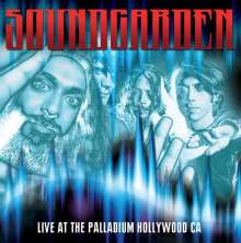 Soundgarden: Live At The Palladium, Hollywood CA (180g) (Limited-Edition) (Red Vinyl), LP