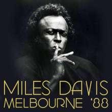 Miles Davis (1926-1991): Melbourne '88, 2 CDs