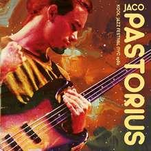 Jaco Pastorius (1951-1987): Kool Jazz Festival NYC 1982, CD