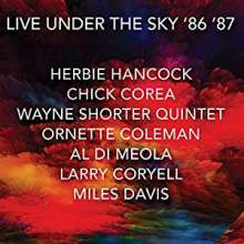 Live Under The Sky '86 '87, 2 CDs