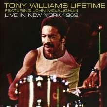 Tony Williams (1945-1997): Tony Williams Lifetime: Live In New York 1969, CD