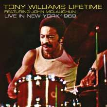 Tony Williams (1945-1997): Live In New York 1969 (180g), LP