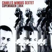 Charles Mingus (1922-1979): Copenhagen 1964, 2 CDs