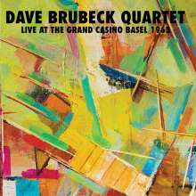 Dave Brubeck (1920-2012): Live At The Grand Casino Basel 1963, CD
