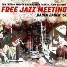 Free Jazz Meeting Baden Baden '67, CD