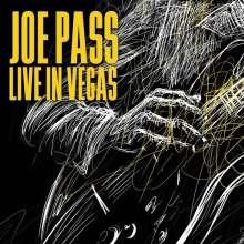 Joe Pass (1929-1994): Live In Vegas, CD