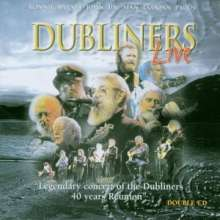 The Dubliners: Live At The Gaiety (40 Years Reunion), 2 CDs