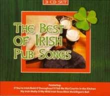 The Best Of Irish Pub Songs, 3 CDs