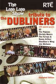 Tribute To The Dubliners, DVD