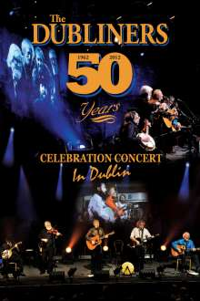 The Dubliners: 50 Years, DVD