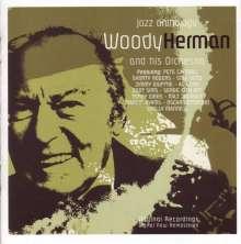 Woody Herman (1913-1987): Jazz Anthology, CD