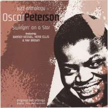 Oscar Peterson (1925-2007): Jazz Anthology, CD