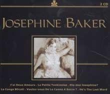 Josephine Baker: Josephine Baker, 2 CDs