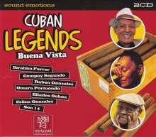 Cuban Legends/Buena Vista, 2 CDs