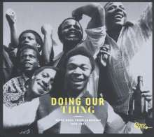 Doing Our Thing: More Soul From Jamdown 1970 - 1982, 2 LPs