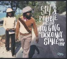 Sly & Robbie: Sly & Robbie Present Taxi Gang In Discomix Style 1978 - 1987 (180g), 2 LPs