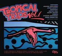 Tropical Trips Vol.1, CD