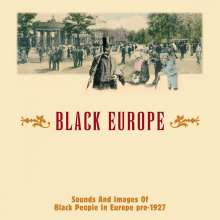 Black Europe: The Sounds And Images Of Black People (Limited Edition), 44 CDs
