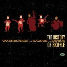 Washboards... Kazoos... Banjos: The History Of Skiffle (Box-Set), 6 CDs