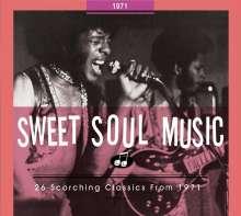 Sweet Soul Music 1971, CD