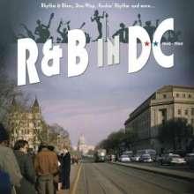 R&B In DC 1940 - 1960: Rhythm & Blues, Doo Wop, Rockin' Rhythm And More... (Limited Numbered Edition), 16 CDs und 1 Buch