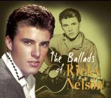 Rick (Ricky) Nelson: The Ballads of Ricky Nelson, CD