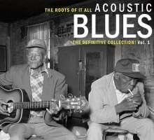 Acoustic Blues Vol.1, 2 CDs
