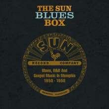 The Sun Blues Box: Blues, R&B And Gospel Music In Memphis (10 CDs + Buch), 10 CDs