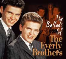 The Everly Brothers: The Ballads of the Everly Brothers, CD