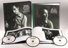 Woody Guthrie: The Tribute Concerts (Box-Set), 3 CDs
