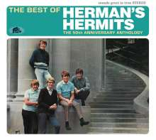 Herman's Hermits: The Best Of Herman's Hermits: The 50th Anniversary Anthology, 2 CDs