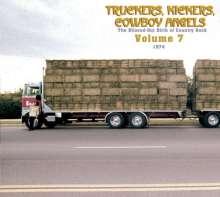Truckers, Kickers, Cowboy Angels Vol.7, 2 CDs