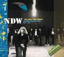 Aus grauer Städte Mauern, Die Neue Deutsche Welle (NDW) 1977 - 1985, Vol. 2, 2 CDs