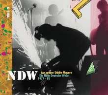 Aus grauer Städte Mauern: Die Neue Deutsche Welle (NDW) 1977 - 1985, Vol. 3, 2 CDs