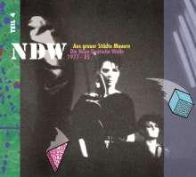 Aus grauer Städte Mauern: Die Neue Deutsche Welle (NDW) 1977 - 1985, Teil 4, 2 CDs