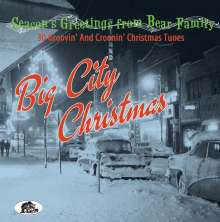 Big City Christmas, CD
