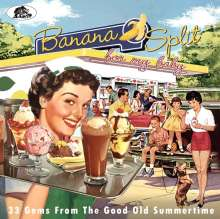 Banana Split For My Baby: 33 Gems From The Good Old Summertime, CD