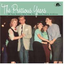 The Precious Years: 34 Teen Dance Hits From The Bear Family Archives, CD