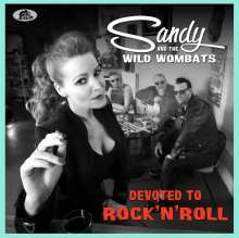 Sandy & The Wild Wombats: Devoted To Rock 'n' Roll, CD