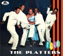 The Platters: Rock, CD