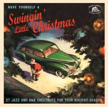 Have Yourself A Swingin' Little Christmas, CD