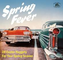 Spring Fever: 28 Easter Nuggets For Your Spring Season, CD