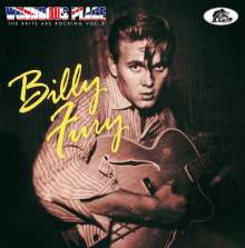 Billy Fury: Wondrous Place: The Brits Are Rocking Vol.2, CD