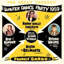 The Great Tragedy: Winter Dance Party 1959, CD