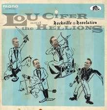 Lou Cifer & The Hellions: Rockville Revelation, CD