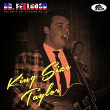King Size Taylor: Dr. Feelgood: The Brits Are Rocking Vol.3, CD