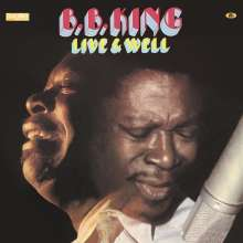 B.B. King: Live And Well (180g), LP
